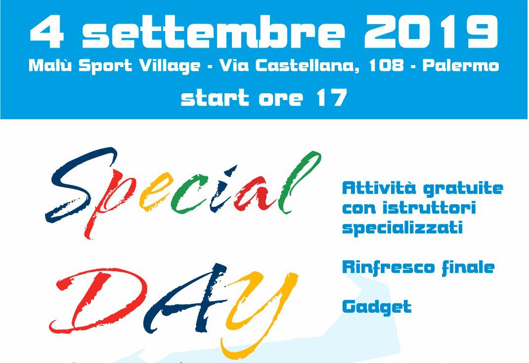 Special Day 4 Settembre!