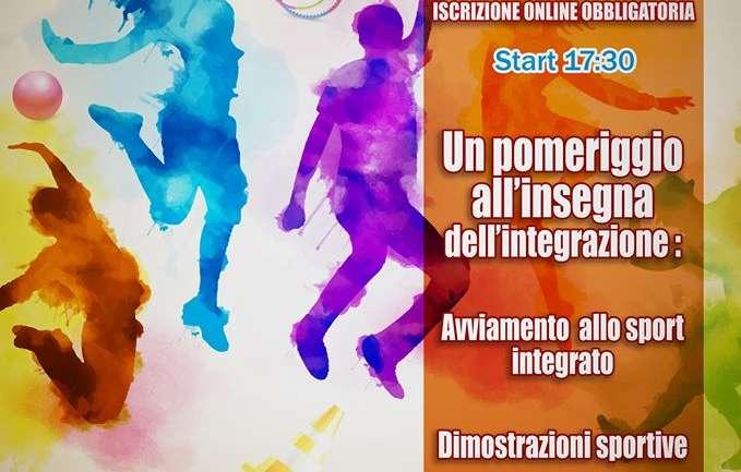 """""""Tutti insieme per l'inclusione"""" – Messina, 31 luglio"""
