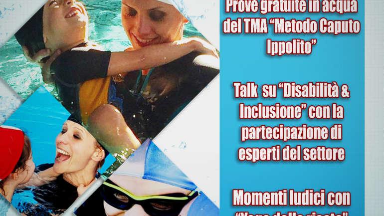 """""""Emozioni in acqua"""" – TMA Metodo Ippolito Caputo come nuovo metodo di inclusione"""
